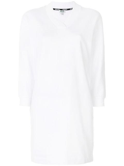 Kenzo Sweatshirt Dress