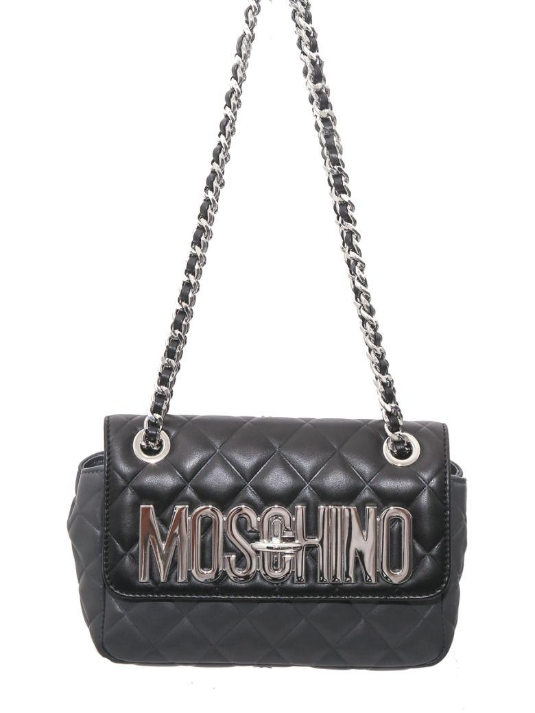 Moschino - Shoulder Bag In Grigio