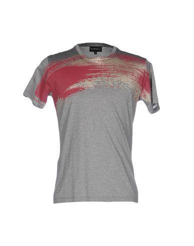 Emporio Armani T-shirt In Grey