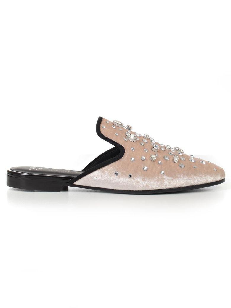 Giuseppe Zanotti Sandals In Nude & Neutrals