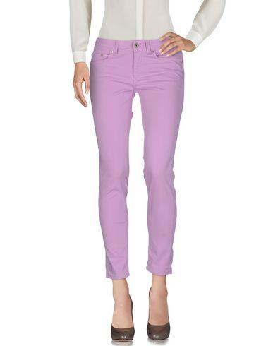 Dondup Casual Pants In Pink