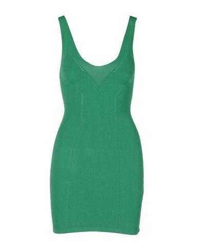 Dsquared2 Short Dress In Dark Green