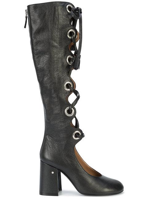 Laurence Dacade Lace-up Boots