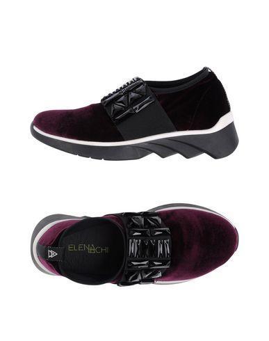 Elena Iachi Sneakers In Deep Purple