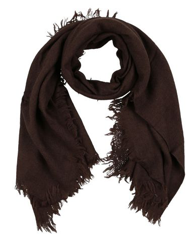Rick Owens Scarves In Cocoa