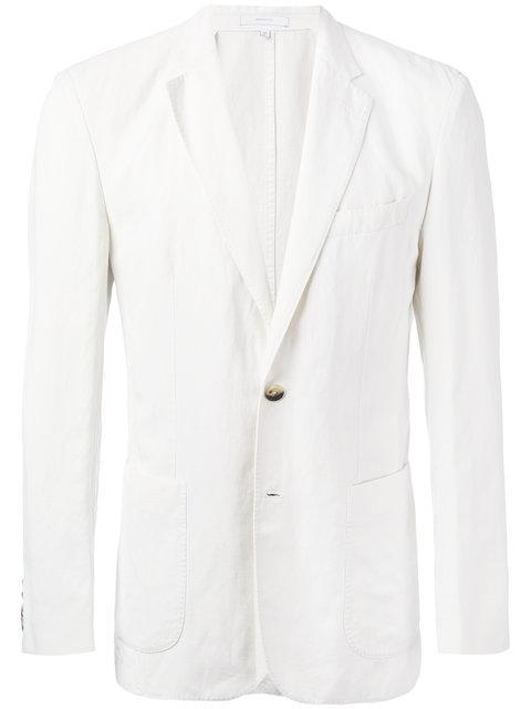 Hardy Amies Casual Blazer - White
