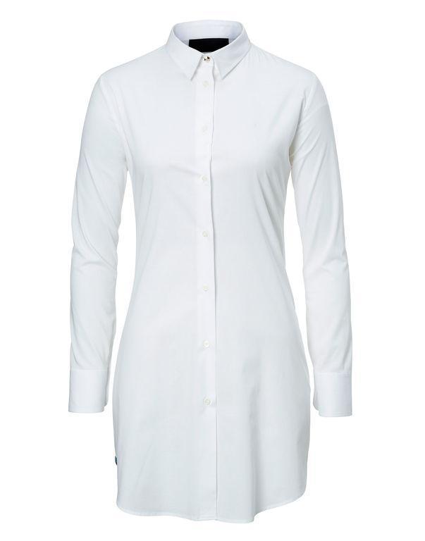 "Philipp Plein Shirt Dress ""siena Blue"""