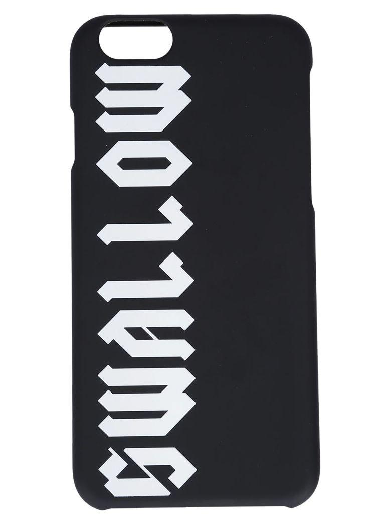 Mcq By Alexander Mcqueen Mcq Alexander Mcqueen Printed Iphone 6 Cover In Black
