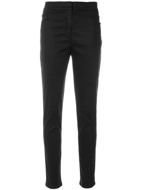 Balmain Slim Fit Trousers - Black