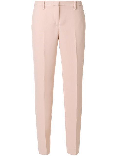 N°21 Nº21 Sfilata Trousers - Pink