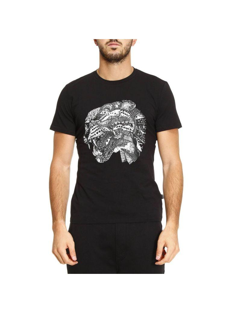 Just Cavalli T-shirt T-shirt Men  In Black
