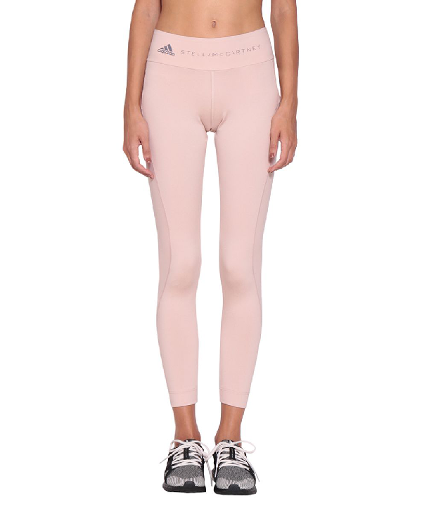 Adidas By Stella Mccartney Yoga Ultra Comfort Leggins In Rosa