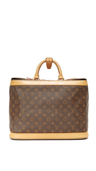 Louis Vuitton Monogram Cruiser Satchel (previously Owned) In Lv Print
