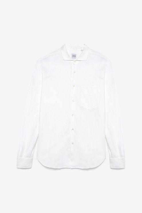 Aspesi Jersey Shirt In White