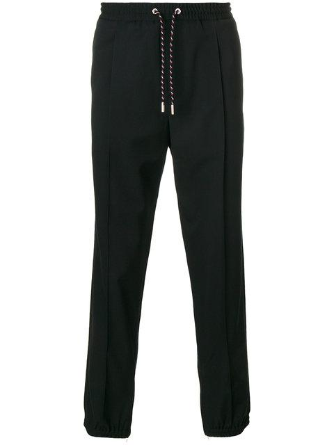Dior Gathered Ankle Trousers