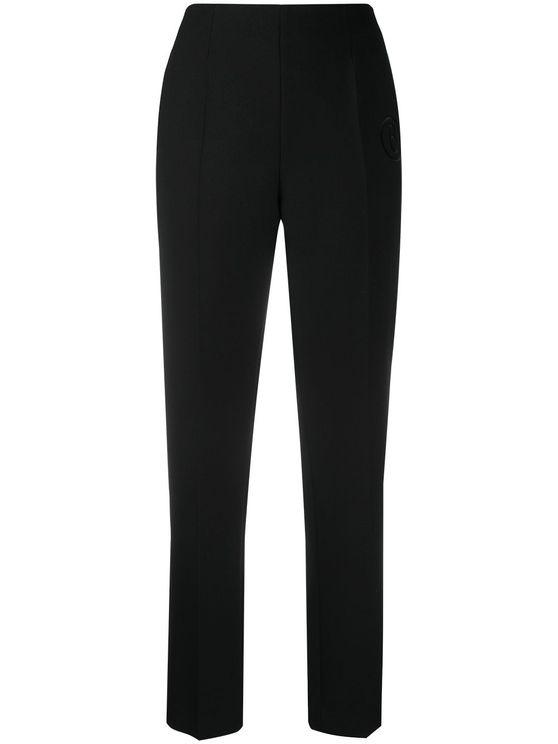 Mm6 Maison Margiela - 6 Logo Technowool Trousers