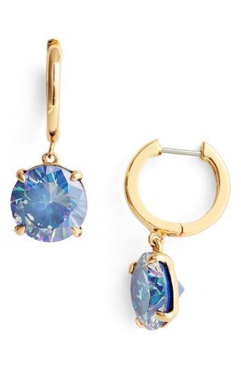 Kate Spade Bright Idea Drop Earrings In Sapphire