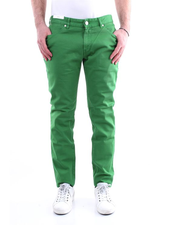 Pt Torino Jeans Straight Men Green