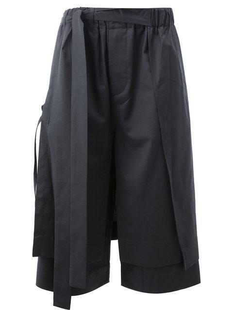 Craig Green Voluminous Cropped Trousers