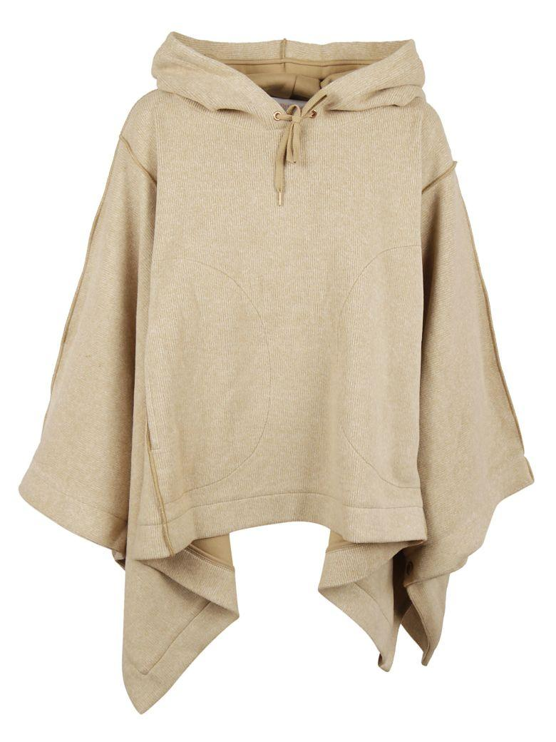 See By ChloÉ Poncho In Beige