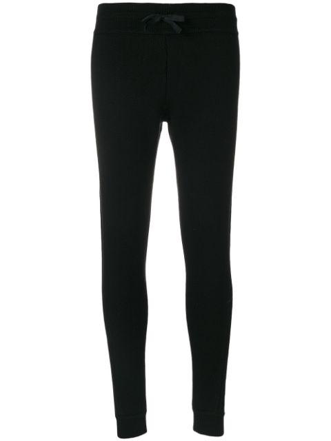 Moncler Black Logo Band Lounge Pants