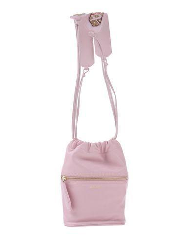 Pinko Shoulder Bag In Light Pink