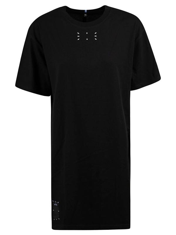 Mcq By Alexander Mcqueen Mcq Alexander Mcqueen Logo Printed T In Black