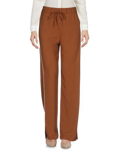 Happiness Casual Pants In Brown