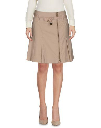 Burberry Knee Length Skirts In Beige