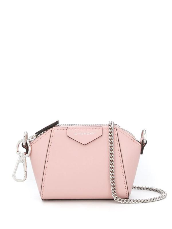 Givenchy Baby Antigona Bag In Pink