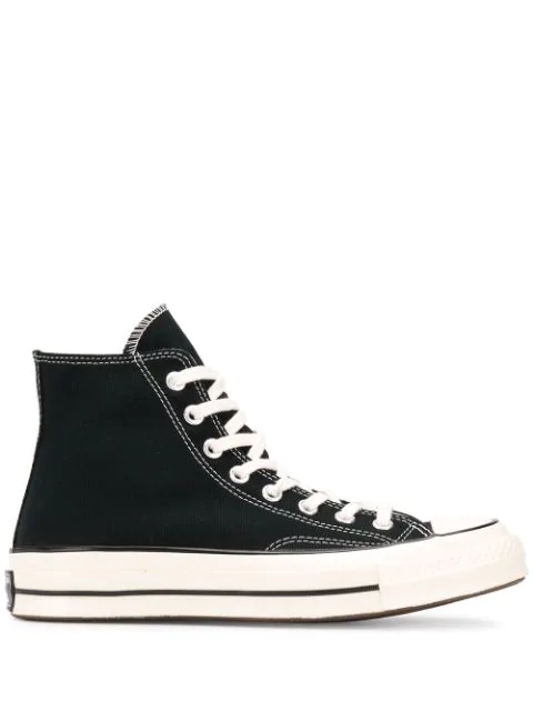 Converse Chuck Taylor All Star High Top Sneaker In Black