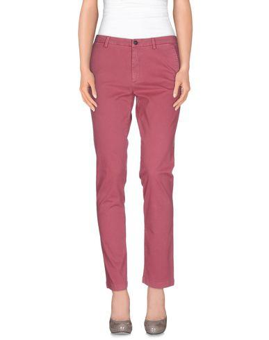 7 For All Mankind Casual Pants In Pastel Pink