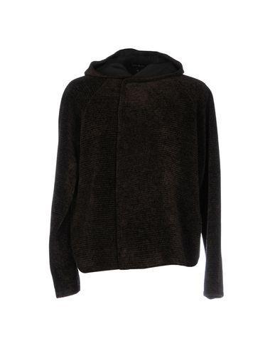 Emporio Armani Jackets In Cocoa