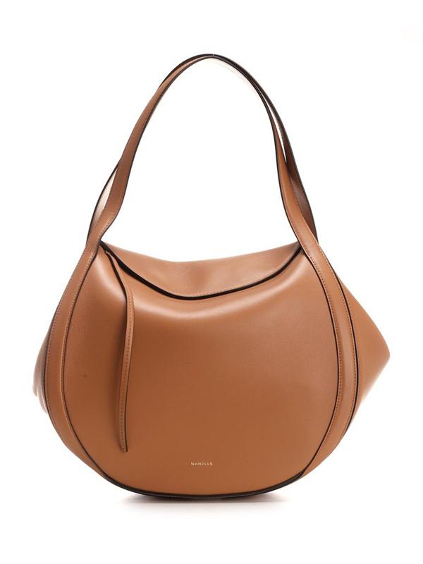 Wandler Lin Shoulder Bag In Brown