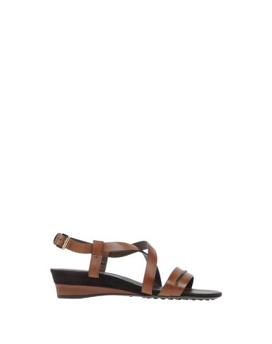 Tod's Sandals In Cocoa