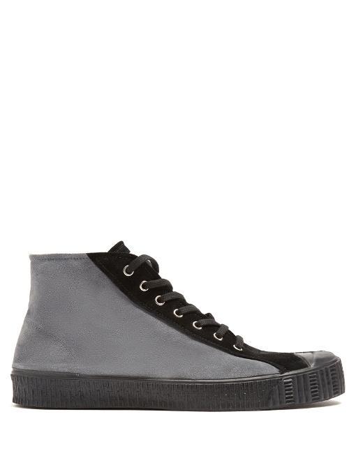 7d72704813f3 Comme Des GarÇOns Shirt Comme Des Garcons Shirt Grey Spalwart Edition  Sneakers In A Grey