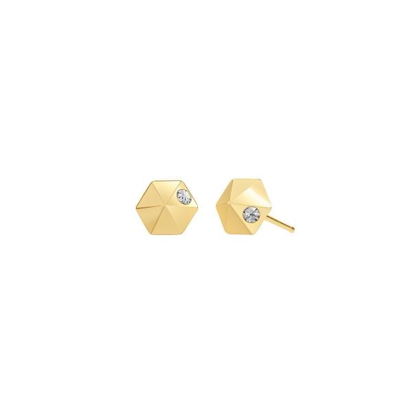 Edge Of Ember Hexa Microstuds Gold