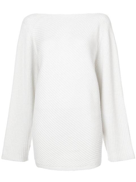 Derek Lam Asymmetrical Sweater