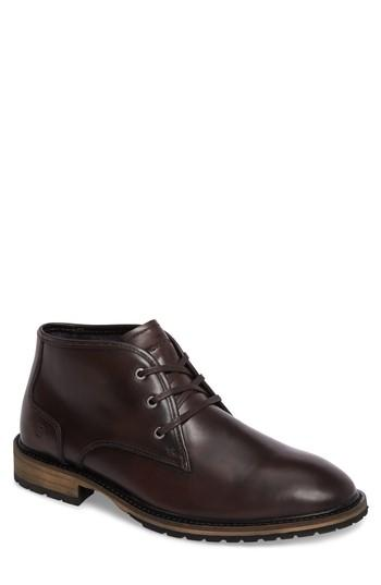 Andrew Marc Woodside Chukka Boot In Brown