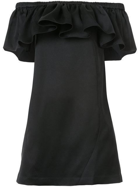 Zac Zac Posen Crystal Dress