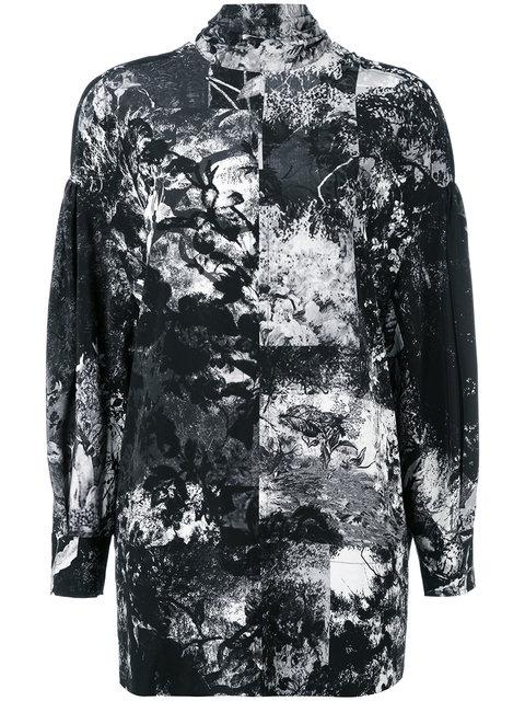 A.f.vandevorst Patterned Blouse