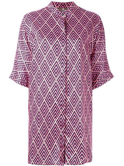 Otis Batterbee Printed Kimono Robe