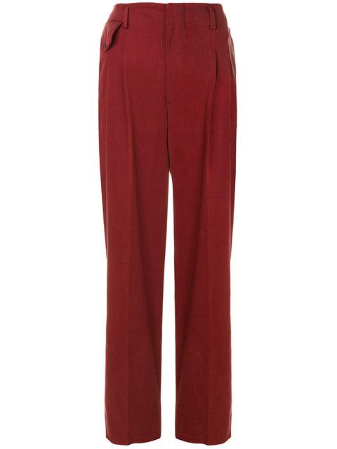 Golden Goose High-waisted Tailored Trousers