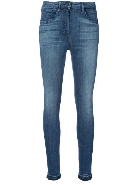 3x1 Higher Ground Jeans In Blue