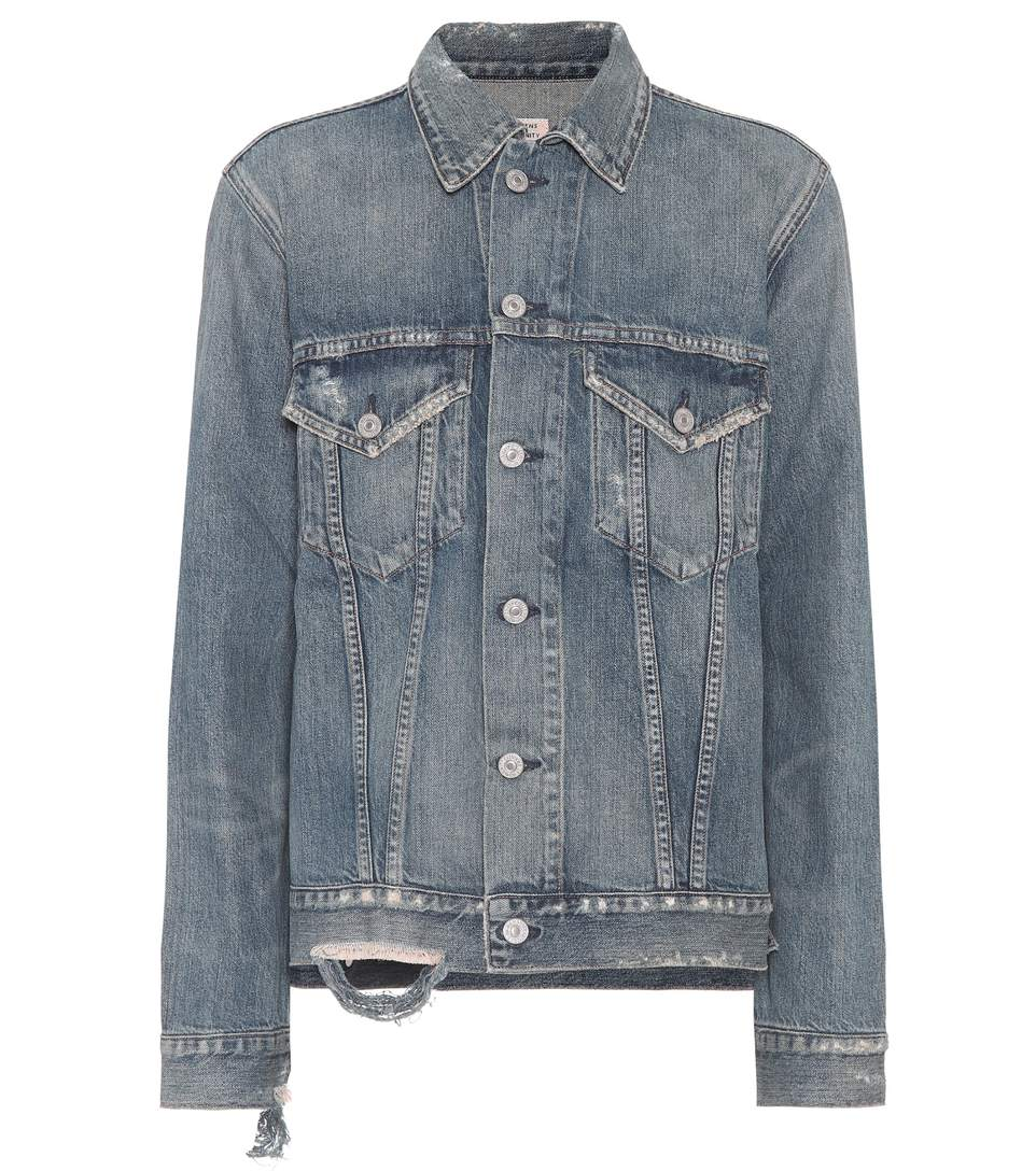 Citizens Of Humanity Crista Denim Jacket In Arcdia