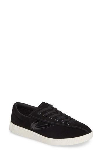 Tretorn 'nylite2 Plus' Sneaker In Black/ Black