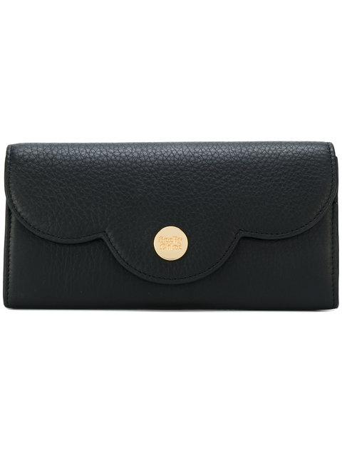 See By ChloÉ Scallop Edge Wallet