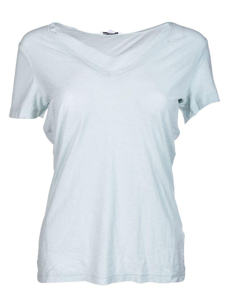 James Perse V-neck T-shirt In Ctm