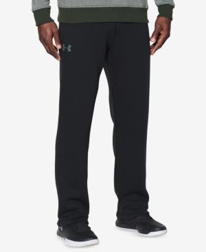Under Armour Men's Rival Fleece Pants In Black