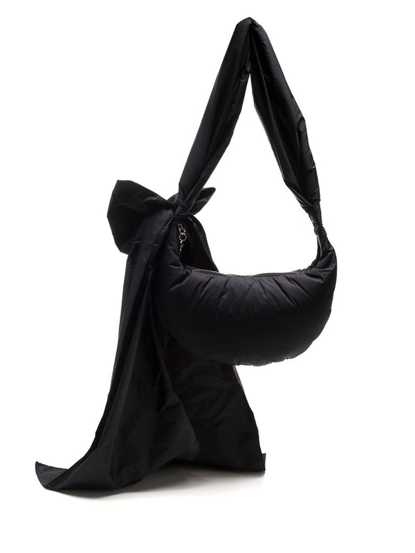 Red Valentino Women's Black Other Materials Shoulder Bag